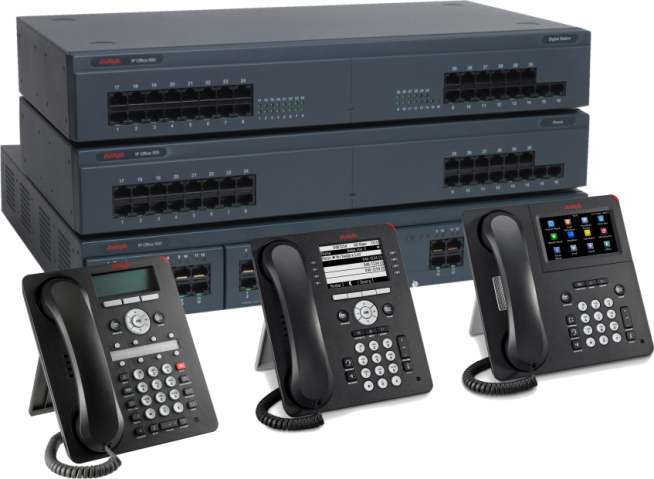 ISDN Gateways Connects To Avaya Phone System